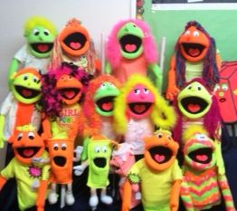 The most awesome puppet shop ever!!!