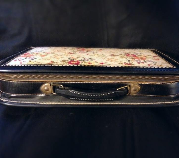Savoy Strata Case Pat. Pending Leather Carpet Briefcase 3