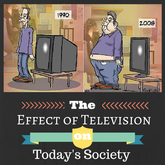 Effect of tv essay