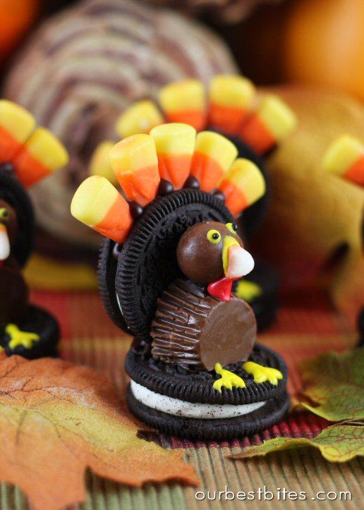 sweet turkey thanksgiving