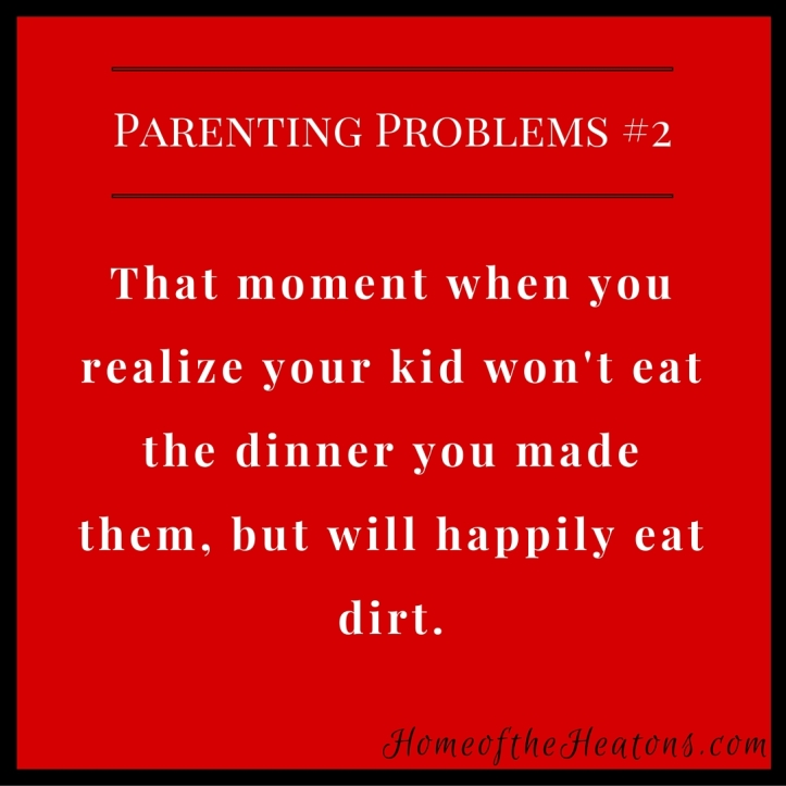 Parenting Problems 2